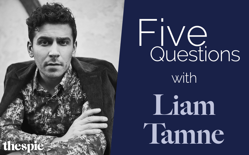 Five Questions With Liam Tamne