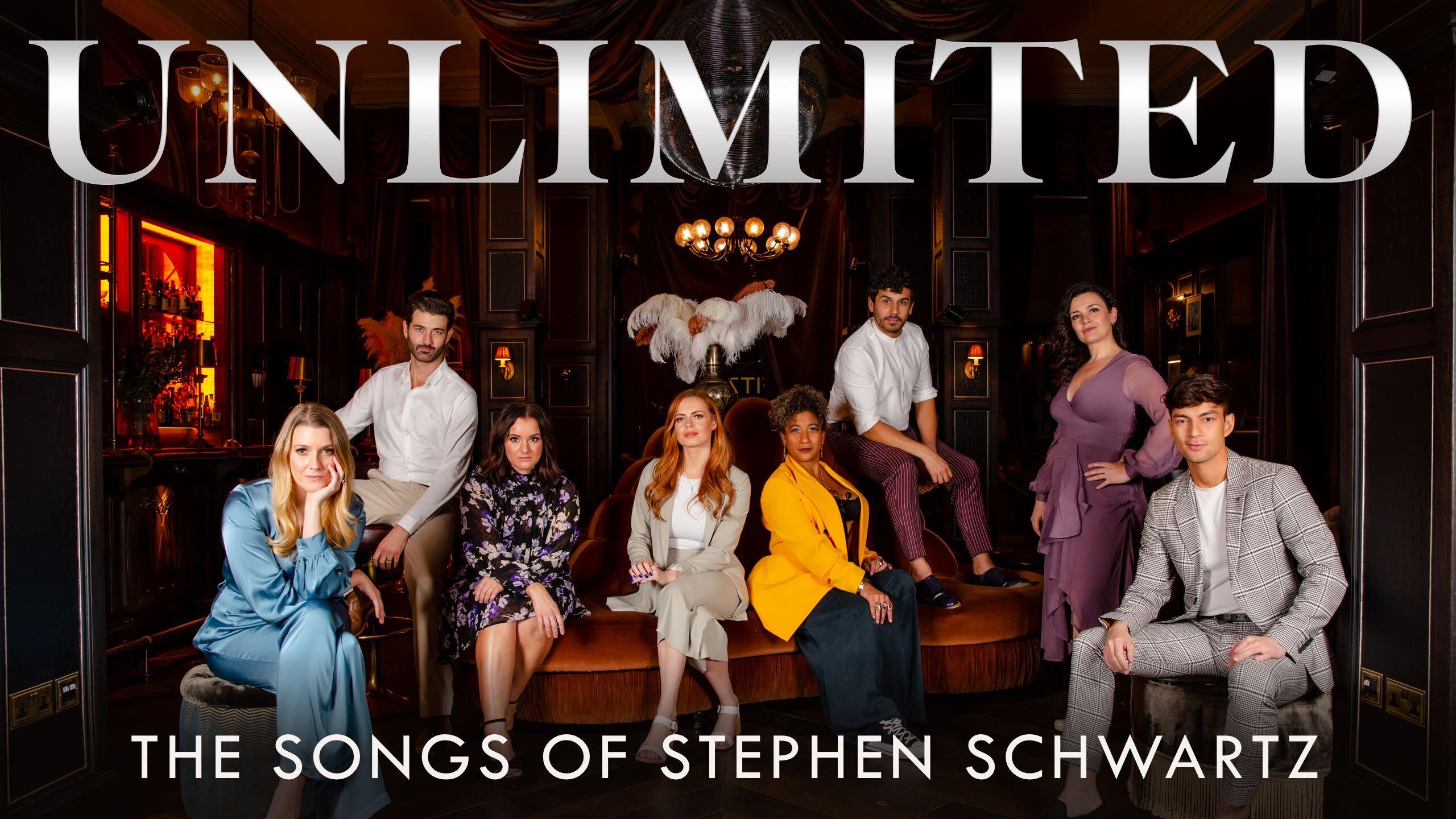 Unlimited The Songs Of Stephen Schwartz