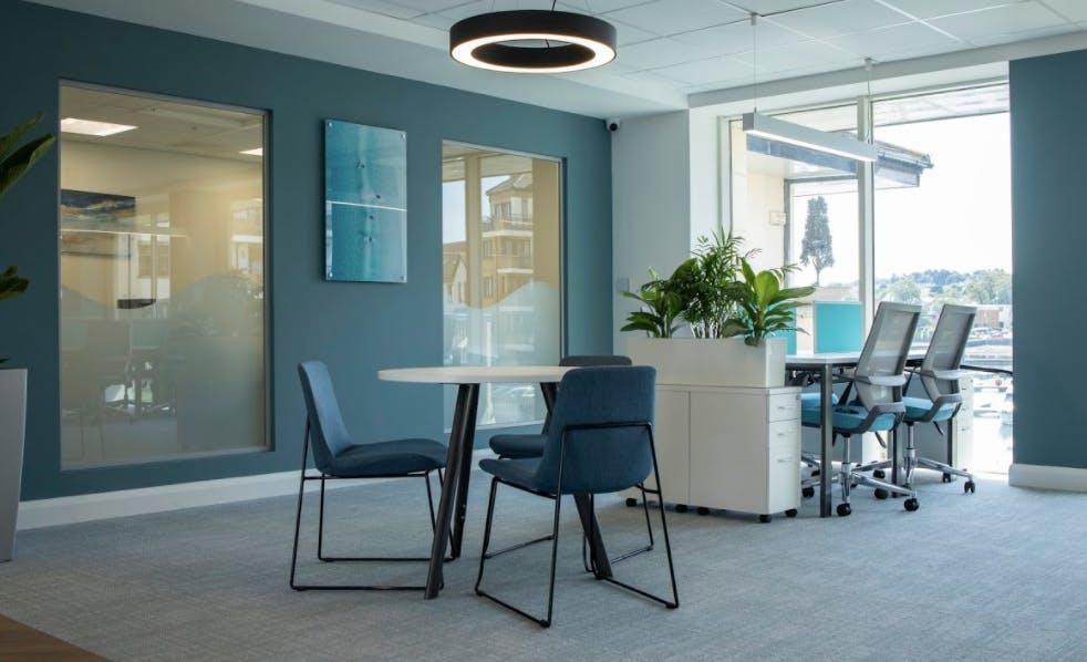 business hub, The View Malahide, office Dublin, Co-working, Office with a Sea View co-working, Office North Dublin