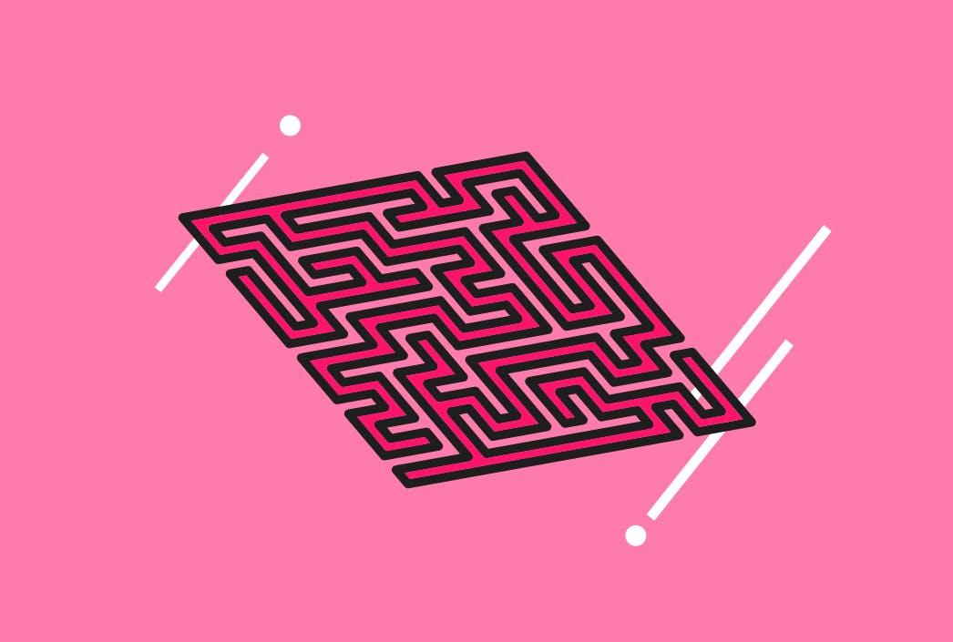 The IA Maze