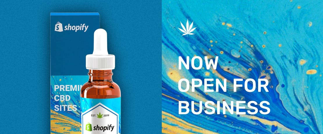 Shopify x CBD. Hemp-derived CBD products are now allowed for sale on Shopify in select states.