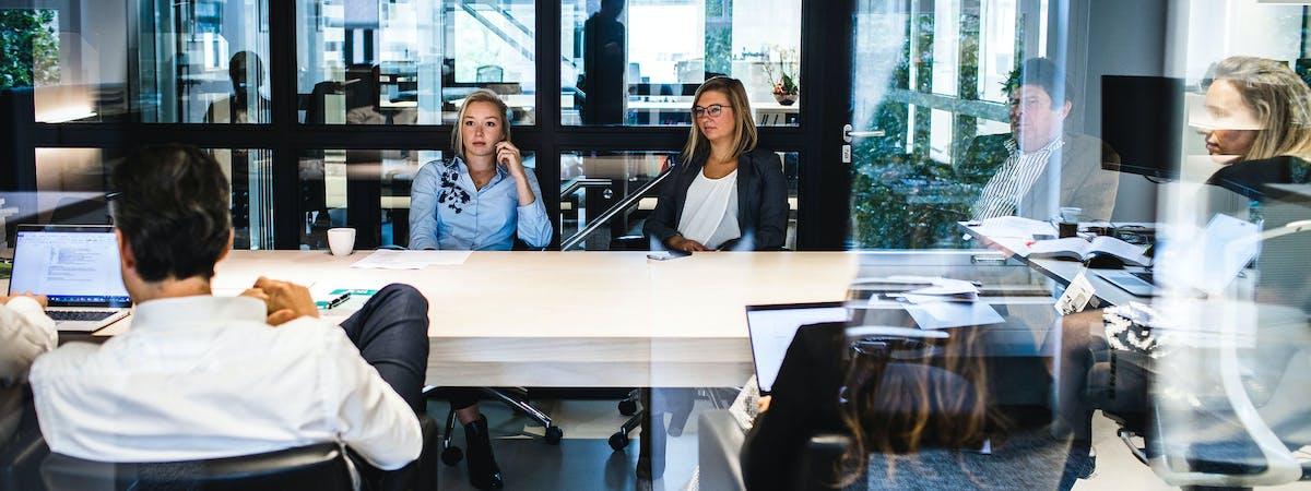 Overleg medewerkers  - Ten Holter Noordam advocaten