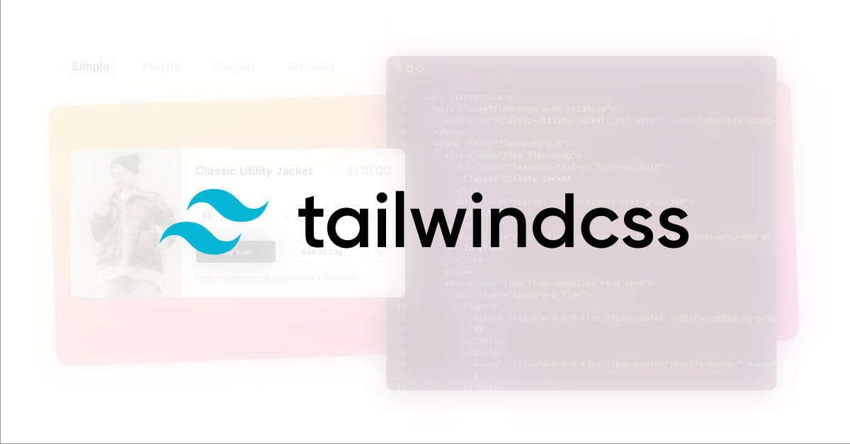 When I first got into contact with Tailwind CSS, I was slicing websites where I would use the Block, Element and Modifier (BEM) methodology together w