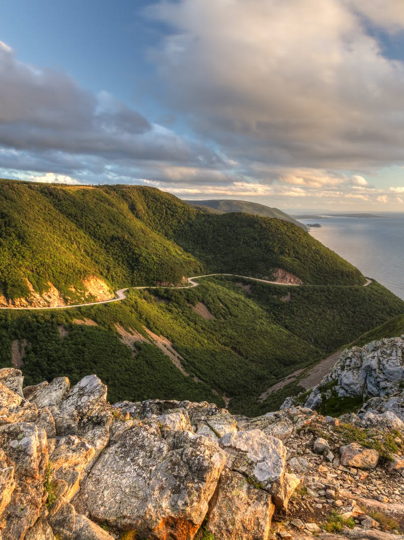The Most Scenic Motorcycle Routes on the East Coast