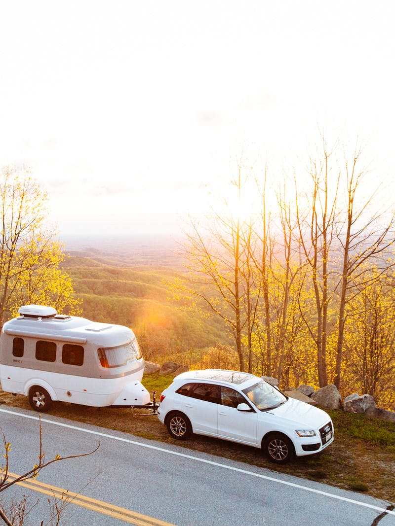 First Time Changing a Flat Tire While RVing