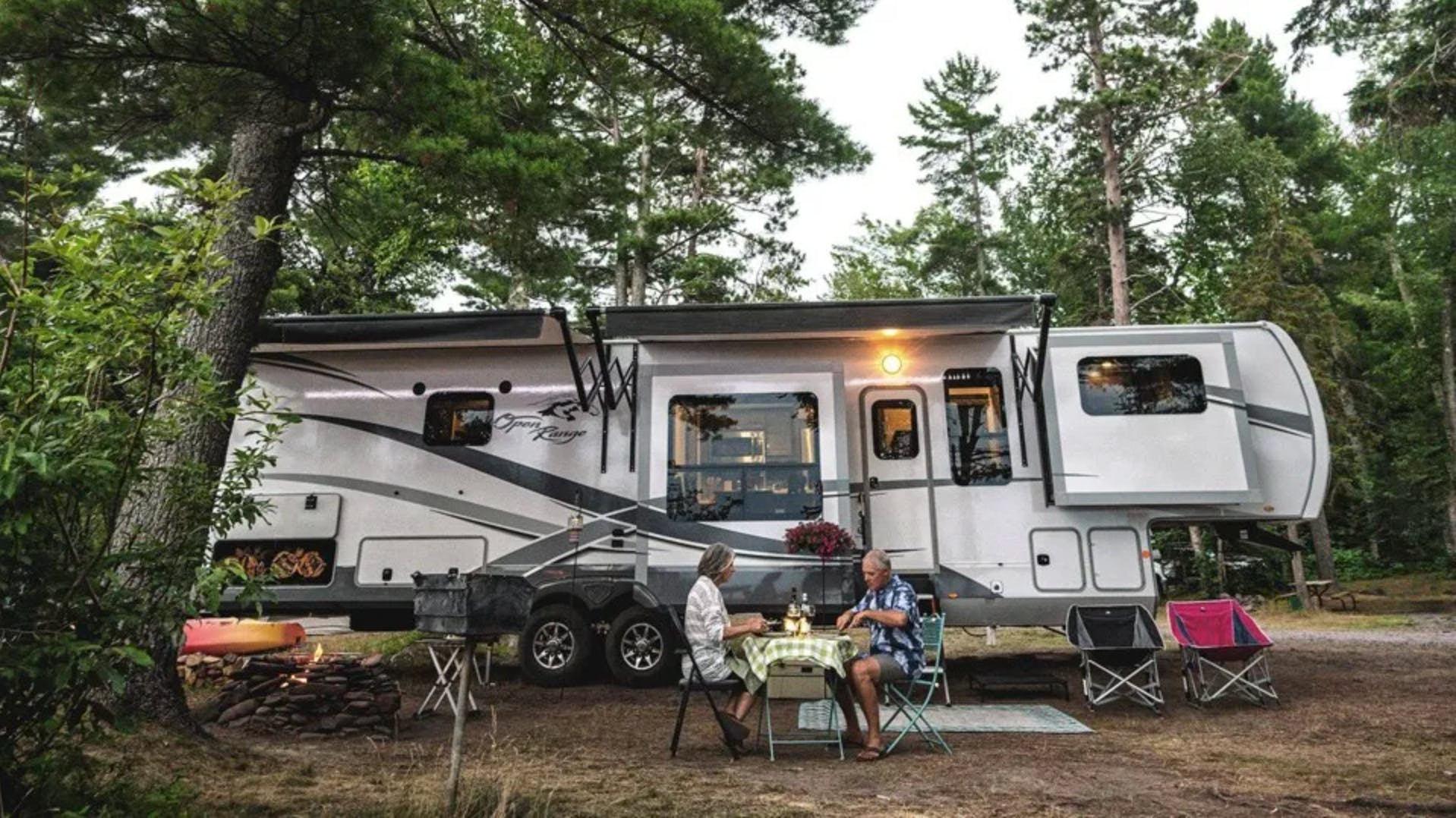 RV Industry Seeing Positive Trends Amid COVID