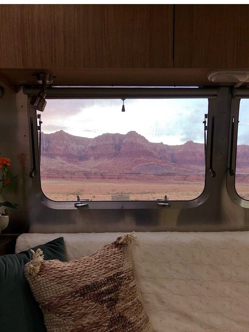 Window to Marble Canyon, Arizona