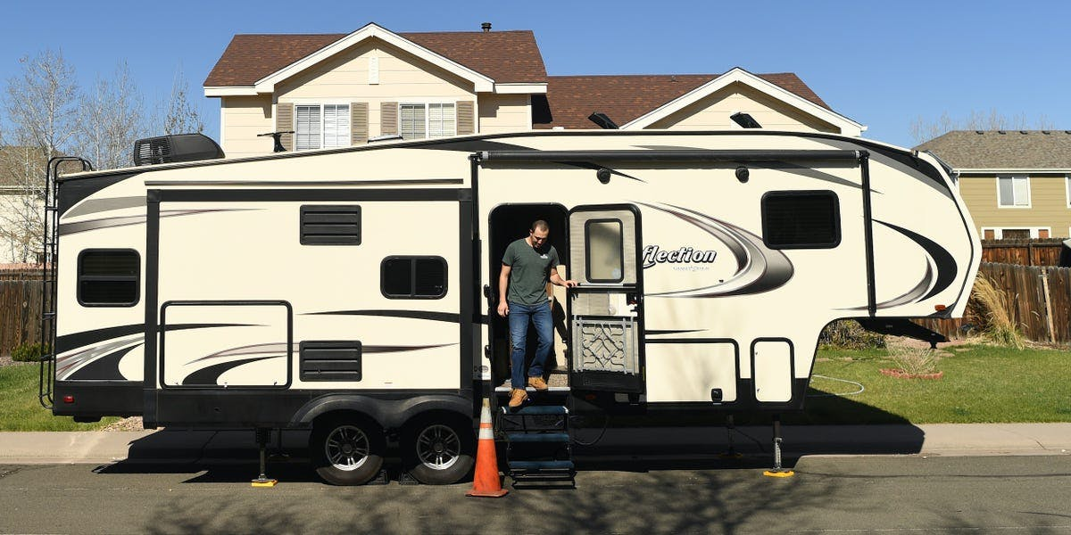 RV makers are seeing surging demand as stay-at-home orders lift and some companies are struggling to keep up
