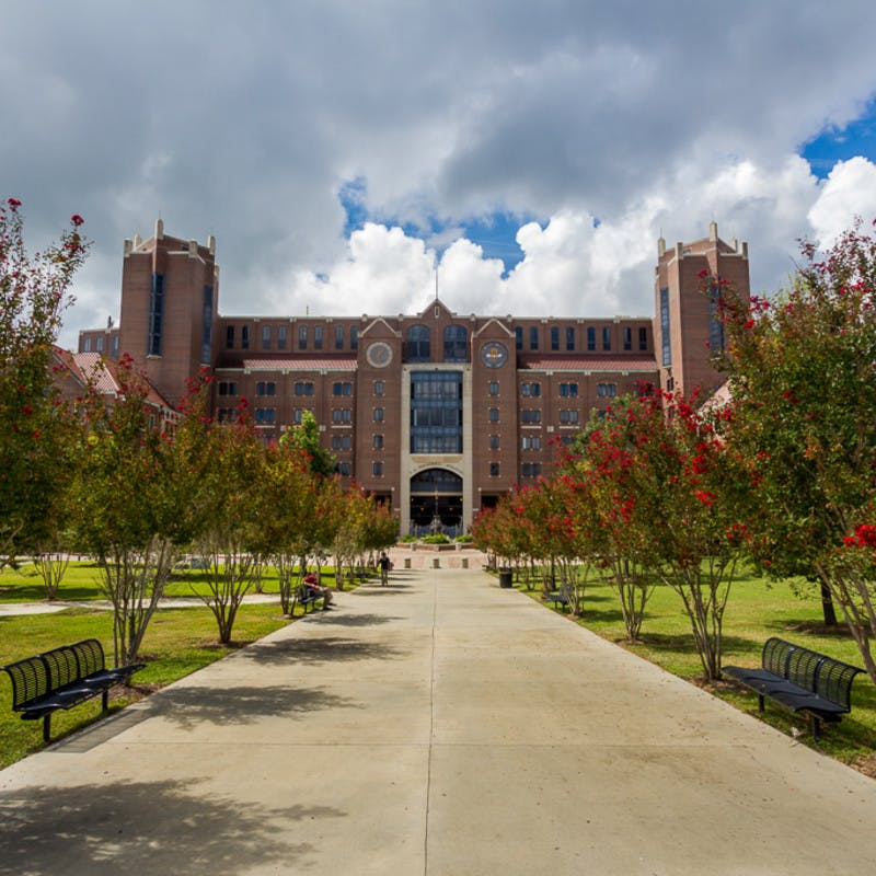 Florida State main building.