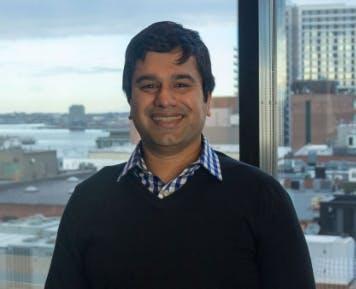 Aatish Salvi, CTO, Teikametrics