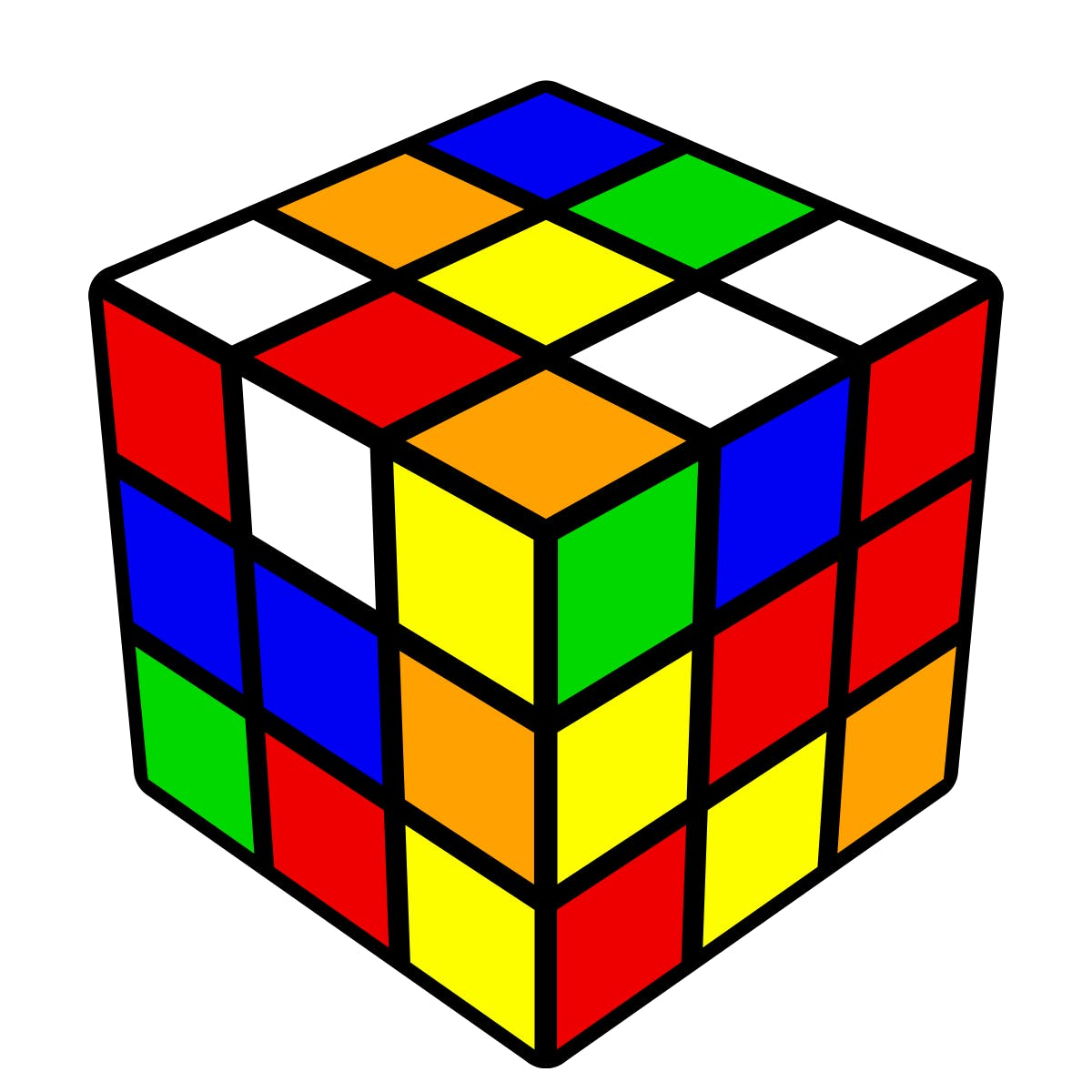An image of a Rubik's Cube