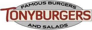 tony burgers logo