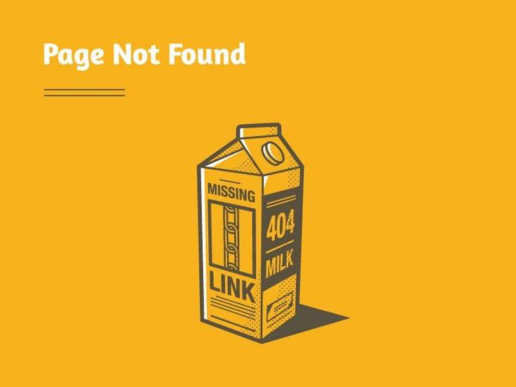 milk carton 404
