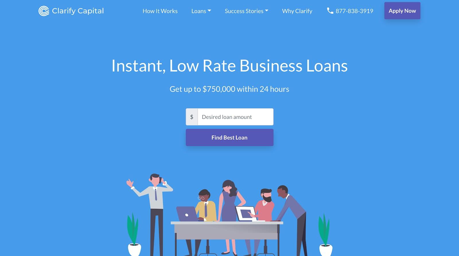 Find Best Loans
