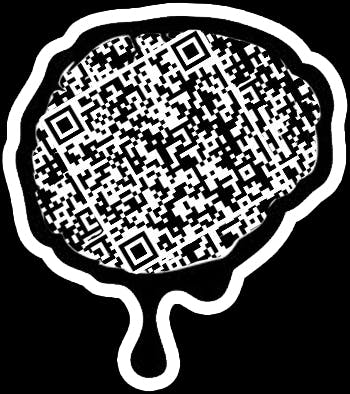 ThoughtLab Inceptioned QR Code