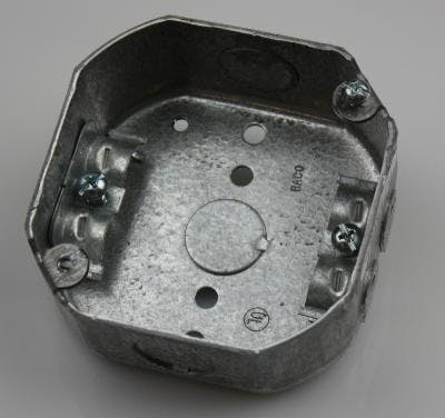Metal Ceiling Box