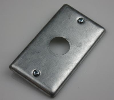 Metal Face Plate