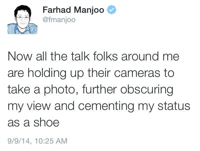 Farhad Manjoo tweet screenshot
