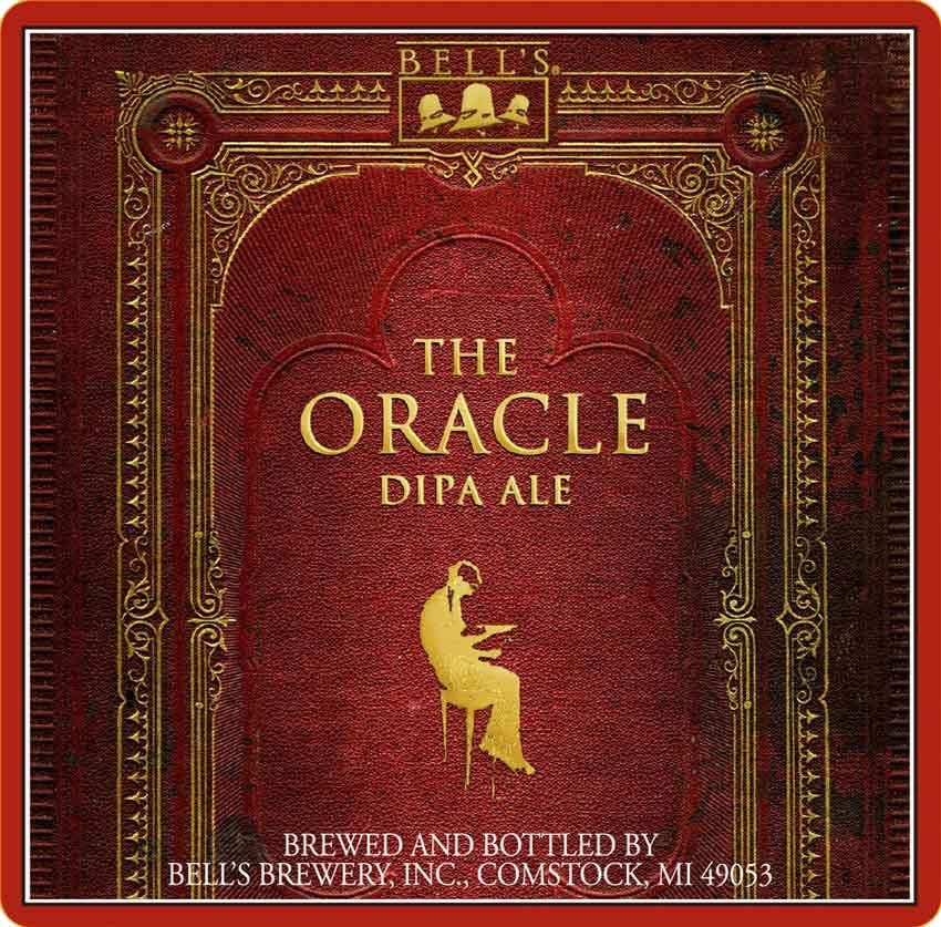 The Oracle Double India Pale Ale