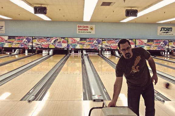 thoughtlab goes bowling