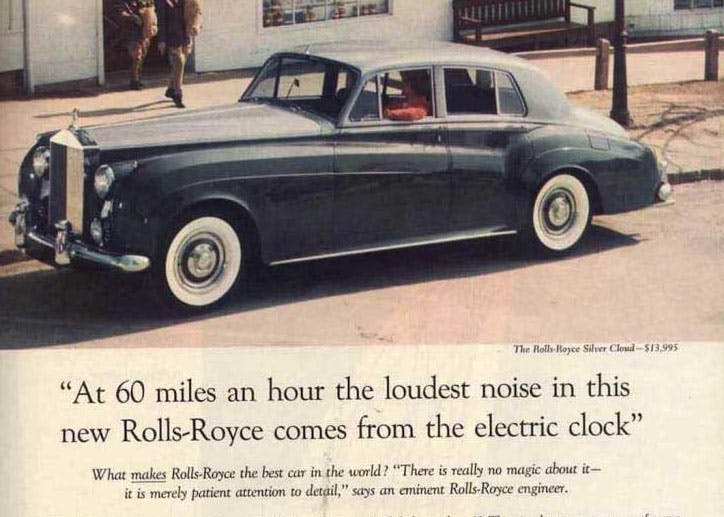 Rolls Royce cover image