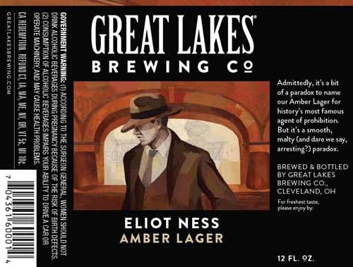 Elliot Ness Amber Lager