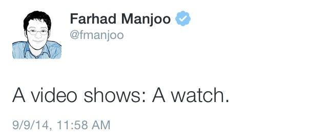 Farhad Manjoo tweet