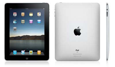 ipad front and back product image