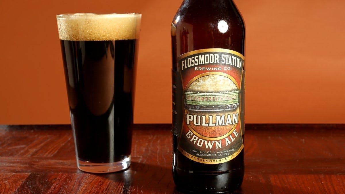 Pullman Brown Ale