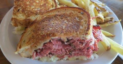 sandwich from Feldmans