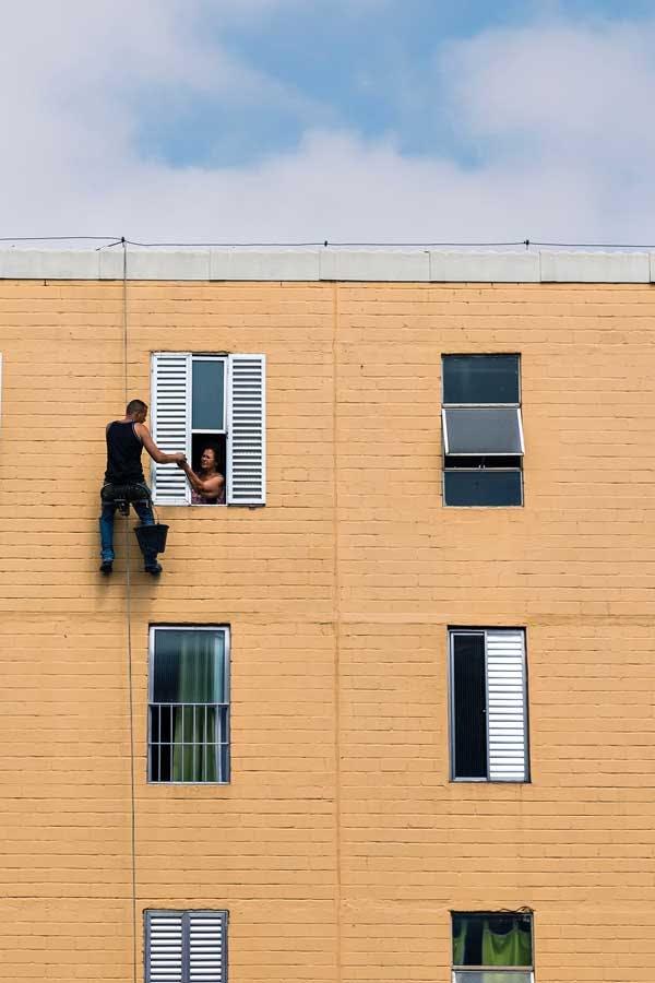 Window washer getting a status raise