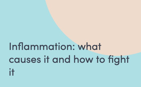 Article about inflammation in your body