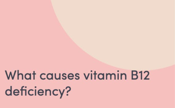 Article about vitamin B12 deficiency