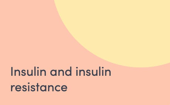 Article about insulin and insulin resistance