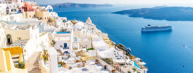 Kryssning i Grekland