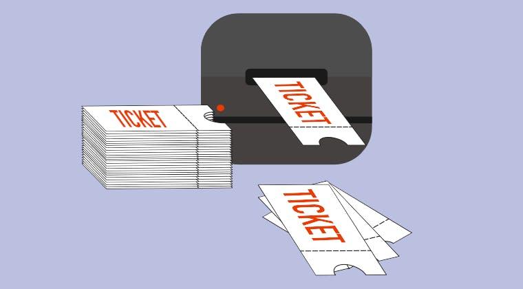 Ratgeber: Ticketdrucker im Vergleich