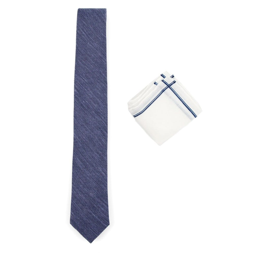 Best Selling Tie and Pocket Square Combination