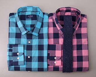 Purple go ties shirts with that Simple Guide