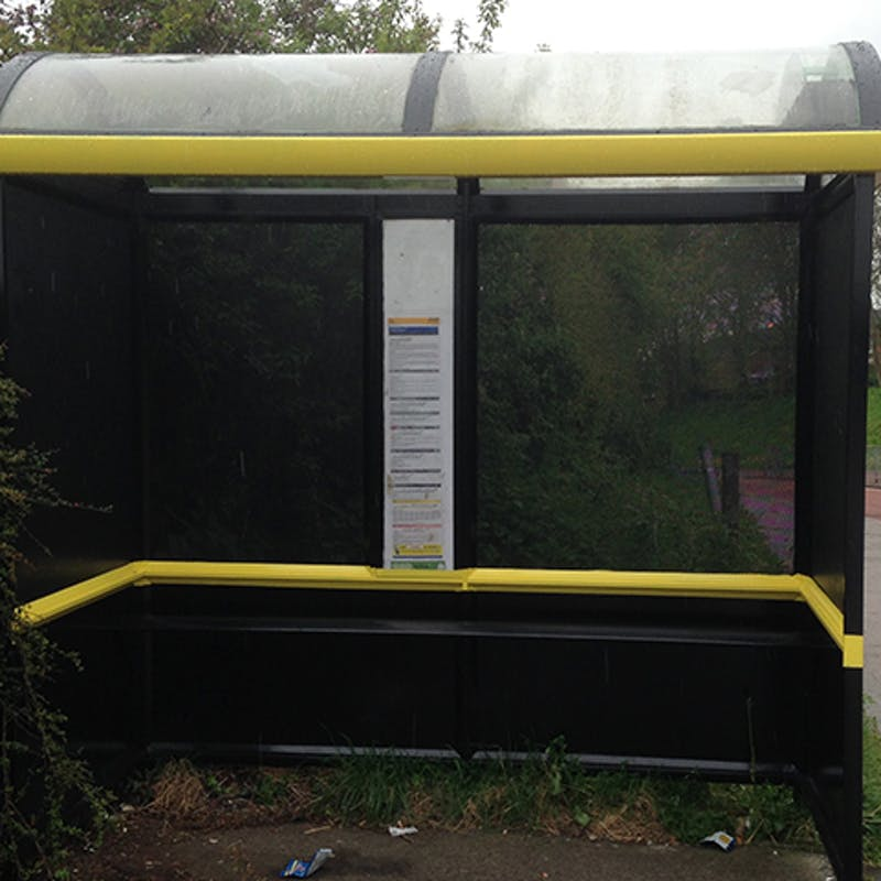 Halton Bus Shelter | Industrial Case Study Image 4