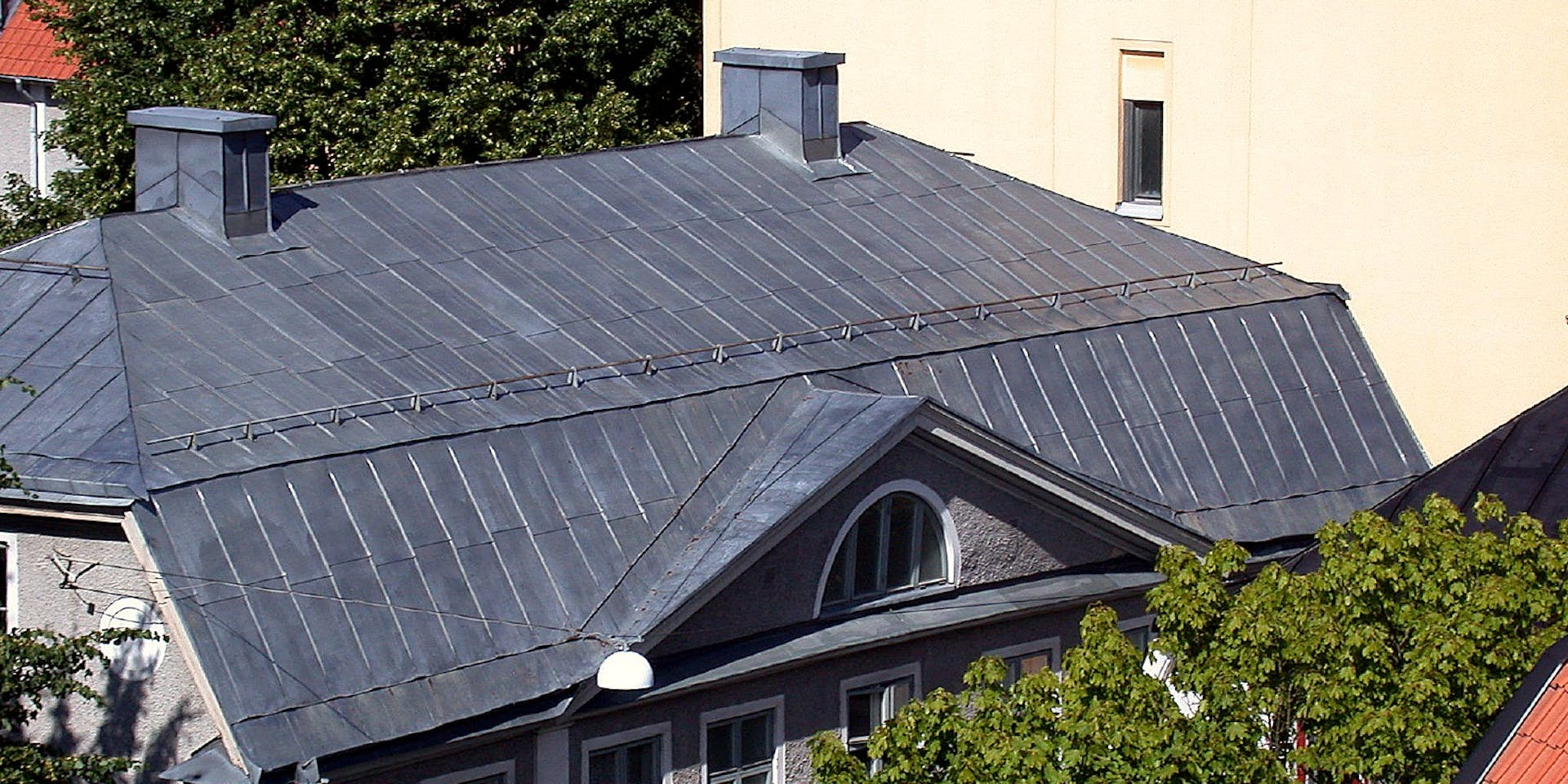 Steel Surfaces - Roofing & Cladding Body Image