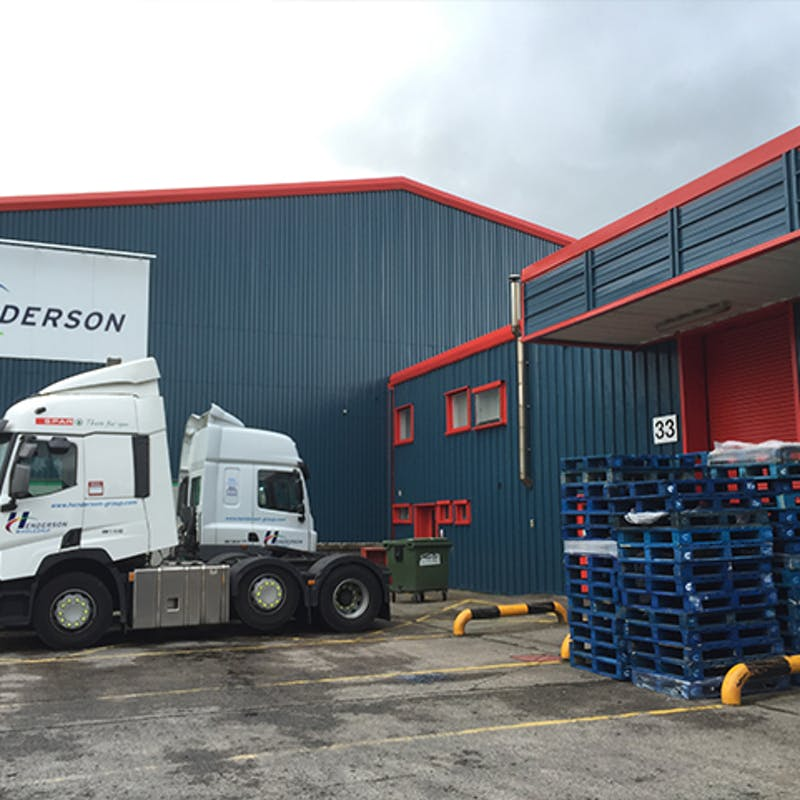 Hendsersons Warehouse | Industrial Case Study Image 2