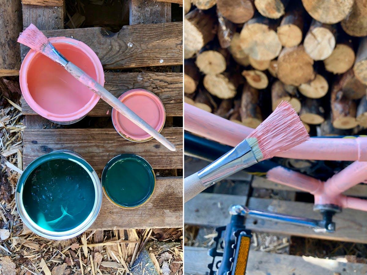 Paint Your Bike | Painting | Tikkurila