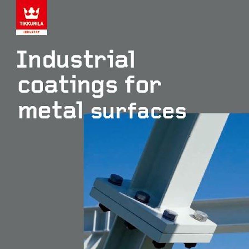 Industrial Coatings | Thumbnail