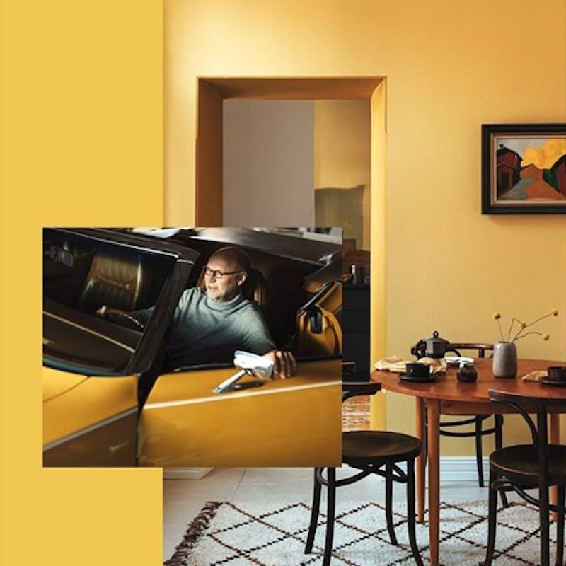DUCATO L392 - Optimistic Yellow Colour Mood