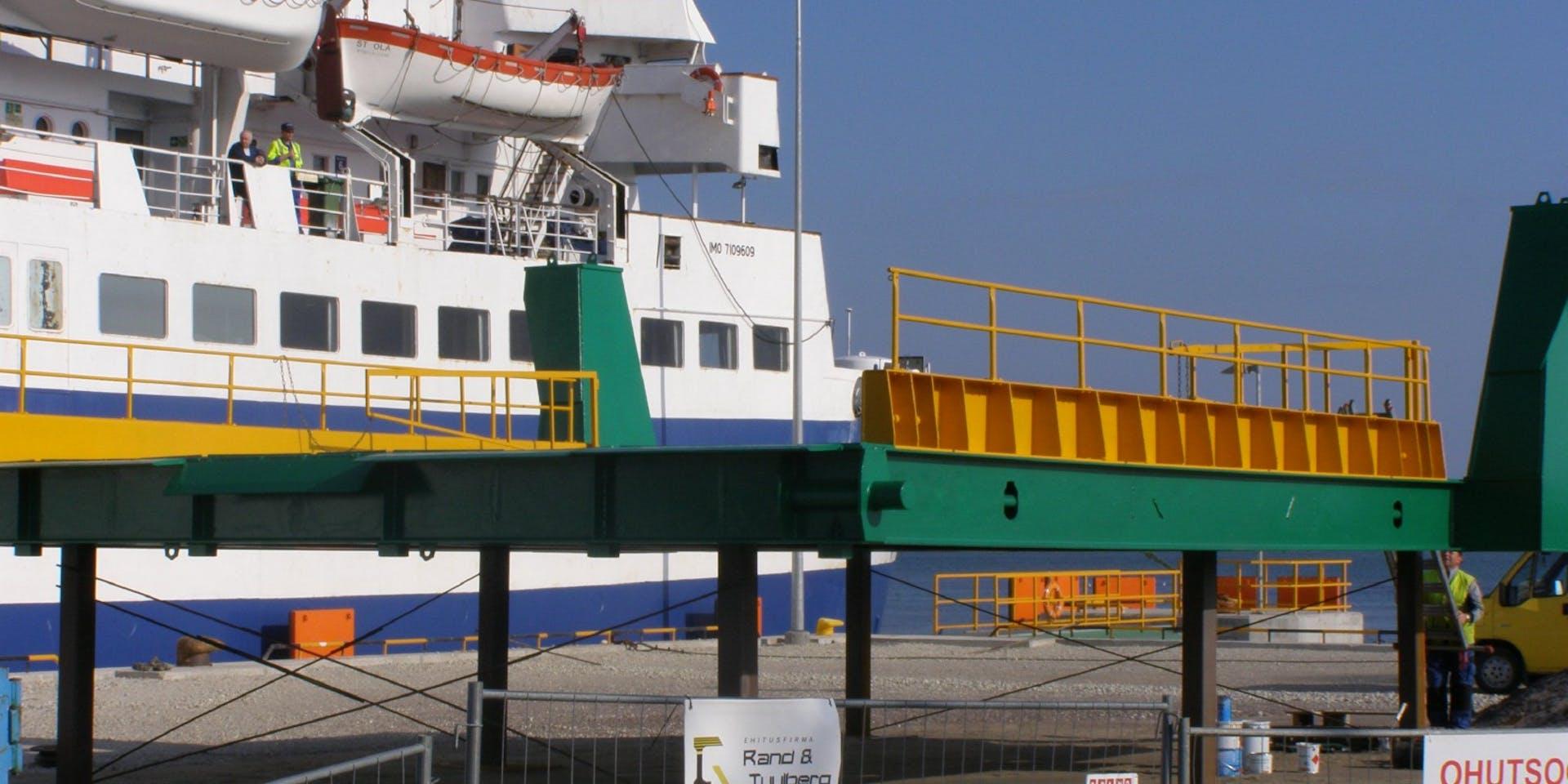 Harbour & Marine Infrastructure Hero Image