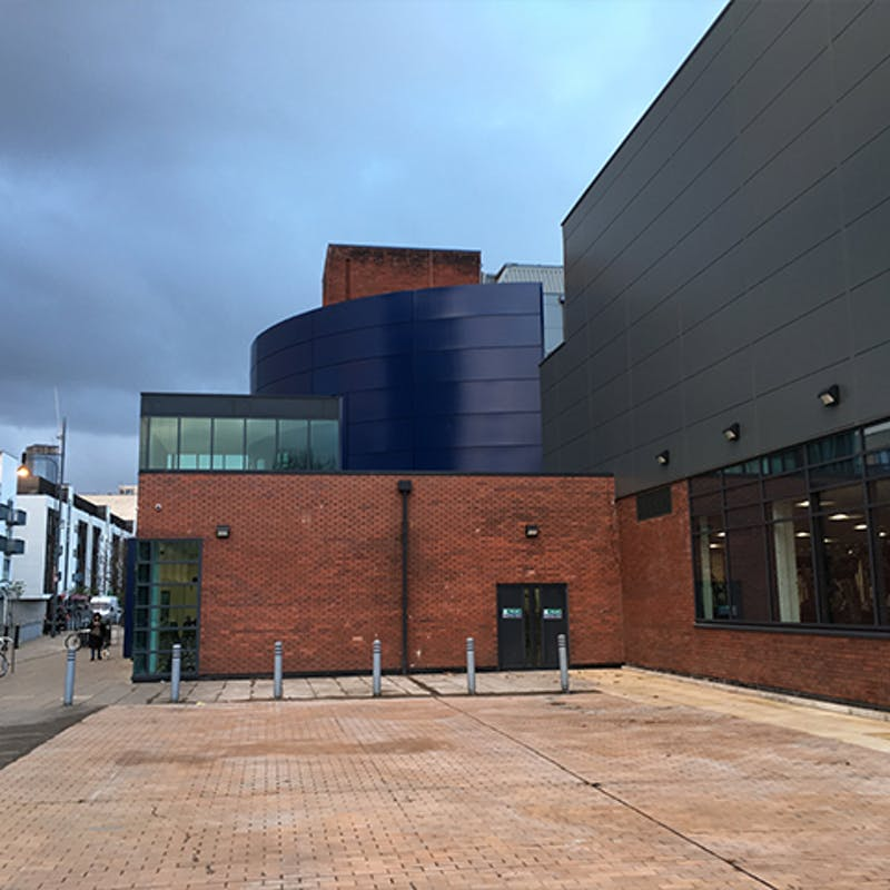Moss Side Leisure Centre | Industrial Case Study | Image 2