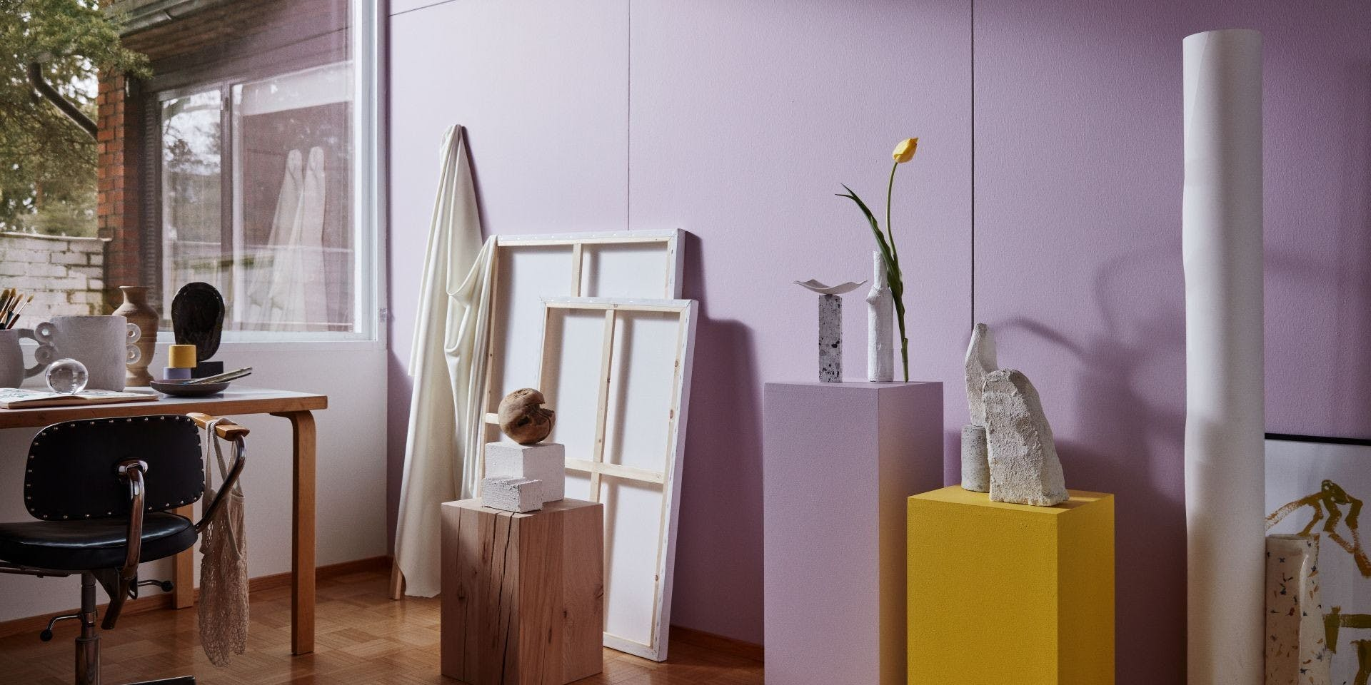 Feel the Colour Collection   Hero Image Eclectic   Tikkurila