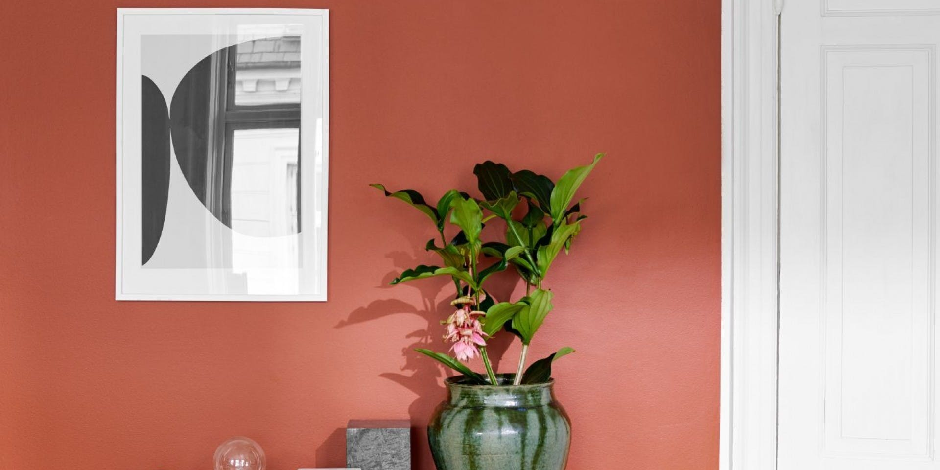 Feel the Colour Collection   Terracotta Interior Paint   Tikkurila