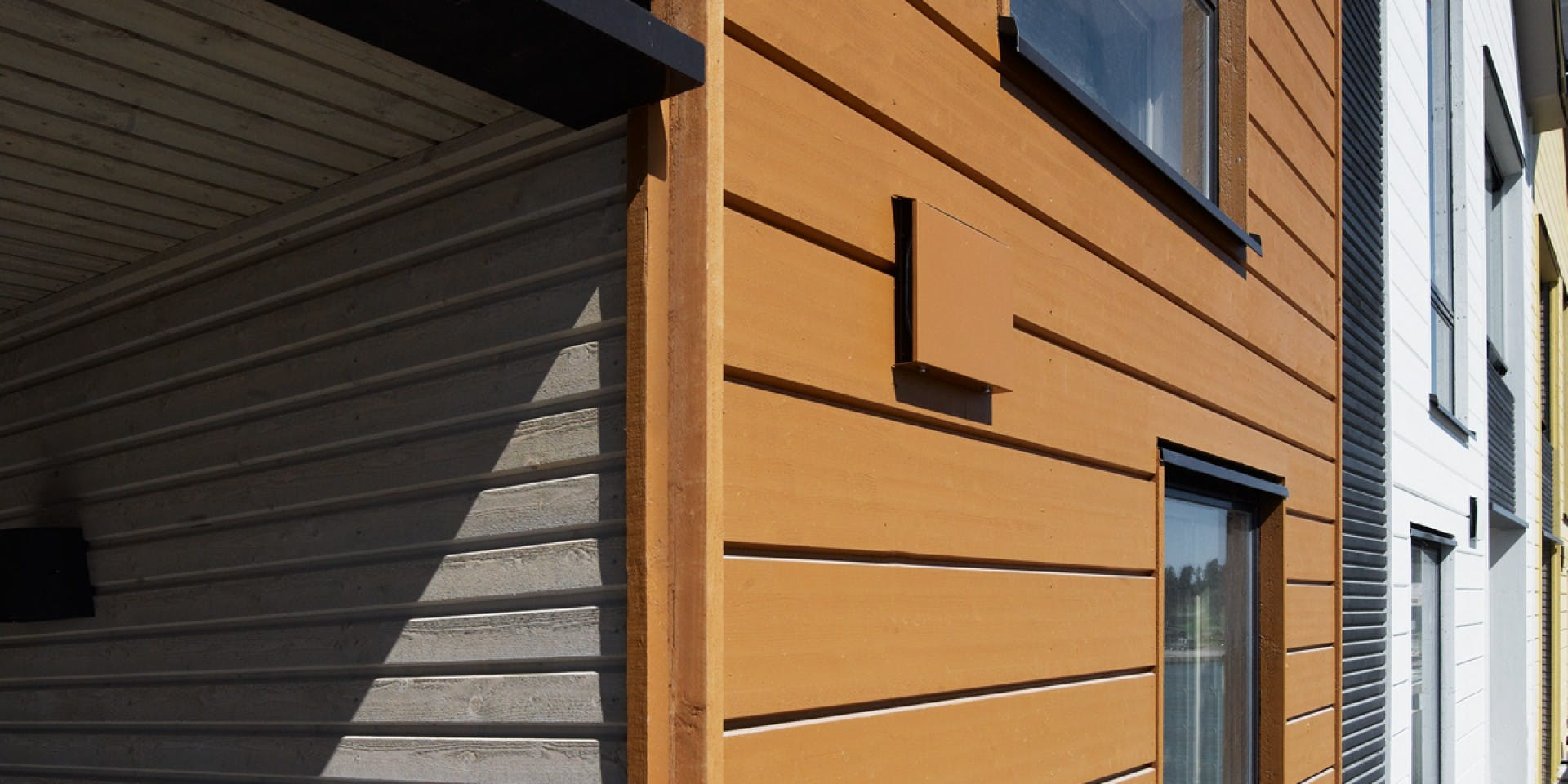 Wooden Surfaces - Wooden Cladding Hero Image