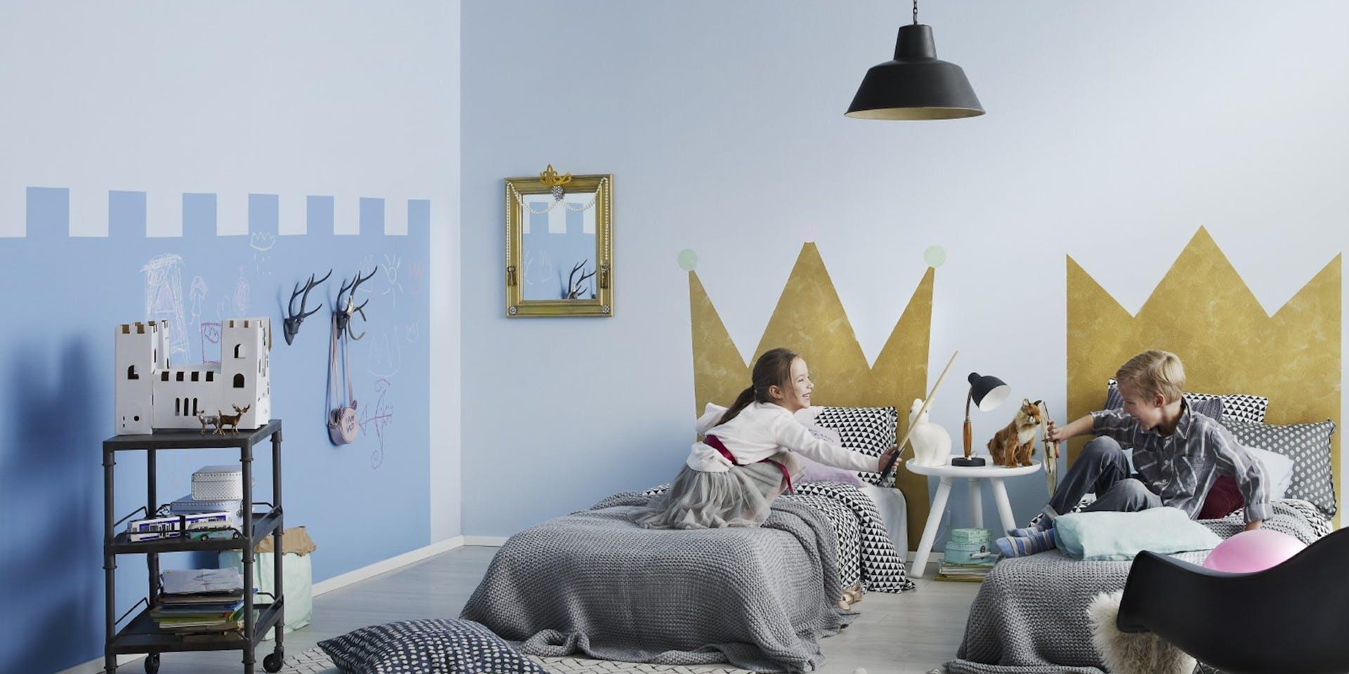 princess themed kids bedroom thumbnail image